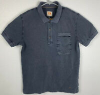 Hugo Boss Boss Orange Gray Polo Mens L Large