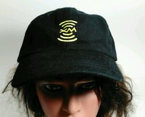 XM Black Baseball Cap Hat Seattle Radio