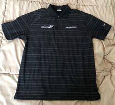 Robbie Gordon Motorsports Polaris Off-Road Speed Energy Nike Dri-Fit Polo Shirt