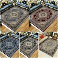 Soft Traditional isfhan Rugs Large Living Room Carpet Runner Rug Soft Carpet Mat