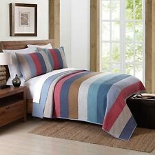 Brooklyn Loom Standard Size, 2 Pillow Sham from the Garrett Bedding Collection