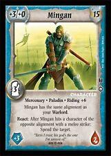 Warlord CCG - Warlord Saga of the Storm:  Mingan (Fixed Merc Champ.)