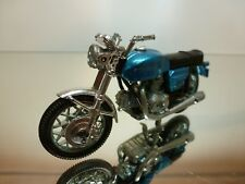 POLISTIL GT653 DUCATI 750 - BLUE METALLIC 1:24 - GOOD CONDITION