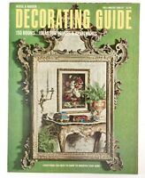 VTG House & Garden: Decorating Guide Fall-Winter 1966-67 Rare Vintage G See Pics