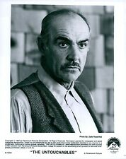 Sean Connery The Untouchables Unsigned Glossy 8x10 Promo Photo (J)