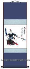 Chinese Wall Art / Chinese Brush Painting Art - Chinese Opera Painting Scroll
