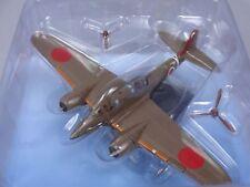 Kawasaki 2 Toryu 屠龍 ki45 1/100 Scale War Aircraft Japan Diecast Display vol49