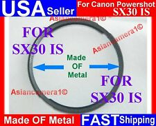 58mm Filter Adapter Ring For Canon Powershot SX30 IS 58R Camera Custom