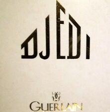 Rare Vintage Guerlain DJEDI Pure Perfume Sealed Edition 1996 Original Formulaton