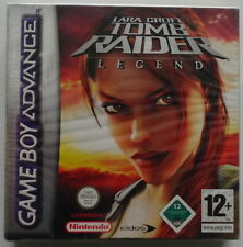 TOMB RAIDER LEGEND - NINTENDO GAME BOY ADVANCE - NEUF SOUS BLISTER - FR-NL-DE