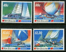 NEW ZEALAND - 1987 'YACHTING EVENTS' Set of 4 MNH SG1417-1420 [B3652]
