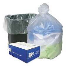 New listing Ultra Plus® High Density Can Liners, 16gal, .315mil, 24 x 33, Nat 041215252266
