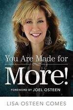 You Are Made for More!: How to Become All You Were Created to Be-ExLibrary