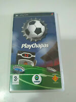 Playchapas Football Edition - Jeu De Psp PLAYSTATION Edition Espagnole - 3T
