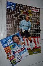 FOOTBALL DROIT AU BUT N°4 1998 OLYMPIQUE MARSEILLE OM DUGARRY KÖPKE ASUAR