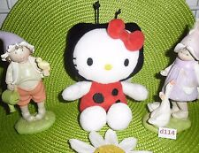 doudou hello kitty ange
