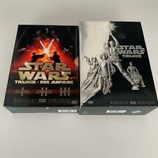Star Wars: The Complete Saga I-VI / 1-6 + Bonusmaterial DVD (2015) DVD