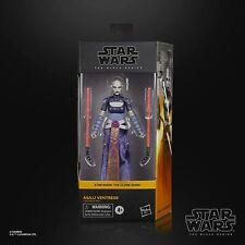 Star Wars Black Series Asajj Ventress Clone Wars Action Figure  *IN STOCK