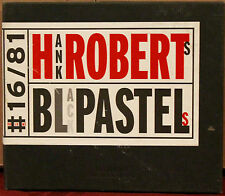 WINTER & WINTER CD 919 016-2: HANK ROBERTS - Black Pastels - 2002 GERMANY