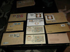 Lot Of 34 European Covers And Postcards Aland, Cyprus, Vatican, Italy, Finland