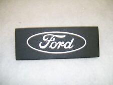 1967 Ford F100 Radio Delete