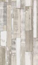 Rasch tapete los Niños y adolescentes 203714 pared de madera planchas viejo