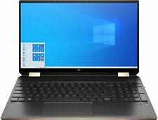 """HP - Spectre x360 2-in-1 15.6"""" 4K Ultra HD Touch-Screen Laptop Intel Core i7 ..."""