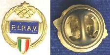 PINS Badge Pallavolo Volleyball FIPAV Italia Sport #605