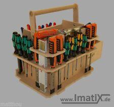 NEUHEIT ImatiX TSys42OP * Werkzeugeinsatz Holzeinsatz f. T-Loc Systainer Gr 4-5