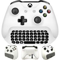 Wireless Keyboard Message Keypad Chatpad for Xbox One S Elite Controller