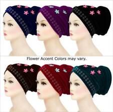 Lot of 6 Velvet Venetian Turbans Volumizer turban hijab chemo hair loss From USA