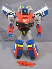 Transformers Universe SMOKESCREEN G1 COLOR 100% complete 2008 2.0