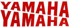 ADESIVI ROSSI cm.29 X CARENE SCOOTER MOTO XMAX TRICITY T-MAX tmax 500 530