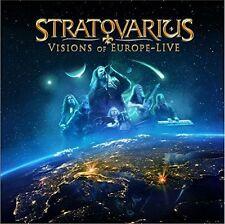 STRATOVARIUS - VISIONS OF EUROPE (REISSUE 2016)  2 CD NEU