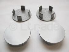 4x Nabenkappen Felgendeckel Nabendeckel Ø 65mm-55mm Silber Felgenkappen NEU