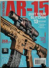 Guns & Ammo AR 15 Machine Your Own Gun Quit Your Glitchin FREE SHIPPING sb