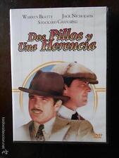 DVD DOS PILLOS Y UNA HERENCIA - WARREN BEATTY - JACK NICHOLSON  (5V)
