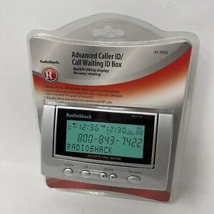 Radio Shack Advanced Caller ID/Call Waiting Backlit Tilting Display 4303903 New