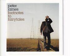 CD PETER JAMESfootnotes to fairytalesUS EX+ (B5134)