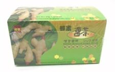 Feng Mei All Natural Instant Honeyed Ginger Drink 20 Bags Per box-FAST SHIPPING