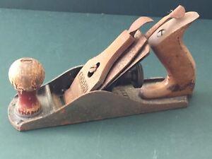 Vintage Acorn No4 wood plane
