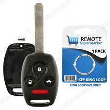Replacement for Honda 2008-2012 Accord Coupe 2006-2013 Civic Shell Gut Case Key