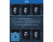 Filme auf DVDs und Blu-rays Game of Thrones als Limited Edition