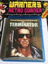 The Terminator Movie Film 🎥 blu ray Us Import Free  region B