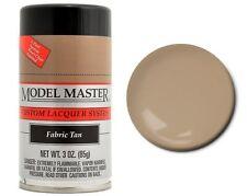 Testors Model Master Automotive Fabric Tan Lacquer Spray Paint Can 3 oz. 28136