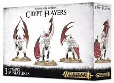 Warhammer Vampire Counts Flesh-eater Courts Crypt Flayers Horrors Vargheists NEW