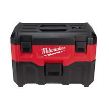 Milwaukee 0880-20 Wet/Dry Vacuum Cleaner - Black & Red