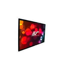 """Elite Screens SableFrame 2 Series Fixed Projection Screen(109"""" /16:10) CineWhite"""