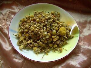 Egyptian Chamomile Tea Herbal No Caffeine Loose Leaf Herbal  2 oz. 60 grams