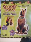 SCOOBY DOO 2 Monsters Unleashed Pal Size Puzzle 46 Piece 3 Feet Tall Complete